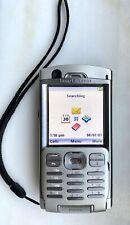 Sony Ericsson P990i - Premium silver (Unlocked) Smartphone *Vintage*Collectible*
