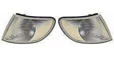 AUDI A6 C4 1994-1997 CRYSTAL CORNER LIGHTS WHITE-CLEAR