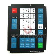 FANUC NEW A98L-0001-0518#T KEYSHEET MEMBRANE KEYPAD FOR 32 KEY