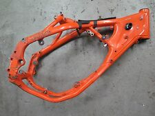 2011-2012 KTM 250 SX-F Frame (Chassis Main Orange OEM Stock '11 12 SXF)