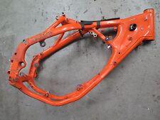 2011-2012 KTM 250 SX-F Frame (Chassis Main Orange OEM Stock '11 12 SXF)