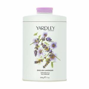 Yardley Of London English Lavender 7.0 Oz Perfumed Talc