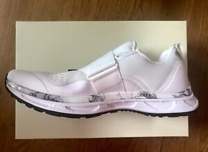 NEW TIEM Cycling Spin Shoes Slipstream SPD Womens White Marble Size 7 NIB