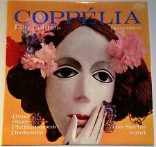 Delibes Coppélia Selections Savini Supraphon Stereo 1 10 1388