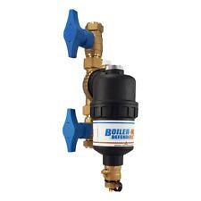 Boiler-m8 Defender-2 22mm Central Heating Magnetic System Boiler Filter + Valves