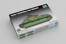 Trumpeter 1/72 07150 Soviet T-28 Medium Tank (Welded)