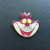 WDW Cast Lanyard Series - Cheshire Cat Face Disney Pin 10920