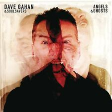 DAVE GAHAN AND SOULSAVERS ANGELS AND GHOSTS CD NEW ALBUM