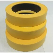 "AUTOMOTIVE TAPE, 1"" X 45 YARDS, YELLOW, 2 ROLLS (TP003)"