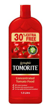 More details for levington tomorite feed food pot plants liquid concentrate tomato 30% extra 1.3l