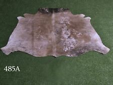 """New Cowhide Rugs Hair On COW HIDE Rugs Area Cow Skin Leather Rugs (44"""" x 46"""")"""