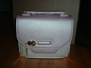 LOUNGEFLY SAILOR MOON PINK CROSSBODY BAG ~ NEW~ TAGS~ BOX LUNCH EXCLUSIVE~