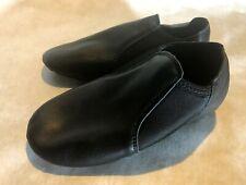 Linodes Leather Jazz Shoe Slip On for Kids - 13.5 NEW
