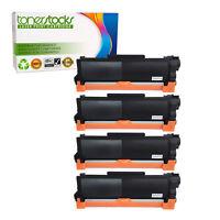 4 High Yield Black Toner Cartridge  For Brother TN660 630 HL-L2300D DCP-L2540DW