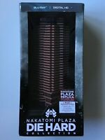 Die Hard Nakatomi Plaza Collection(Blu-ray,6-Disc Set,5 Movies+Cards+Booklet)NEW