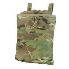 Magazine Dump Pouch Tactical 3 Fold Mag Recovery Cry Multicam 556 MA22-008