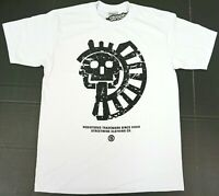 STREETWISE ROOTED T-shirt Urban Streetwear Tee Men's White New