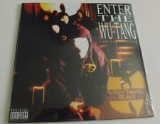Wu-Tang Clan ‎– Enter The Wu-Tang (36 Chambers) Black Vinyl LP Sealed 2016