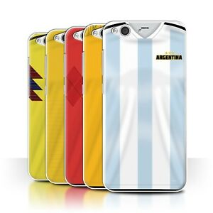 STUFF4 Back Case/Cover/Skin for ZTE Blade S6/World Cup 2018 Football Shirt