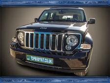 Jeep Cherokee KK (08-13) Eyebrows ABS plastic! UK Stock !!!