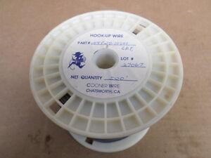 Cooner Wire NEF20-10540 Grey Hook Up Wire