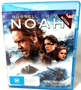 Noah (2014) - Blu-ray - Russell Crowe Action & Adventure Movie