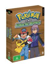 Pokemon Season 12: Diamond & Pearl Galactic Battles DVD $24.99