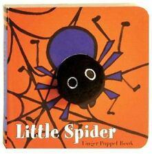 Little Spider Finger Puppet Book