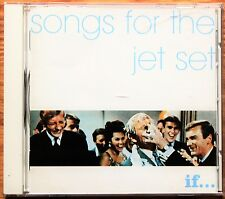 SONGS FOR THE JET SET Japanese CD 1997 Indie Pop MOMUS Monochrome Set VGC C86