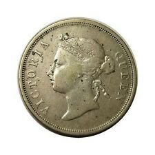 elf Straits Settlements 50 Cents 1894  Victoria