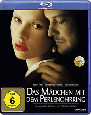 Blu-ray * Das Mädchen mit dem Perlenohrring # NEU OVP $