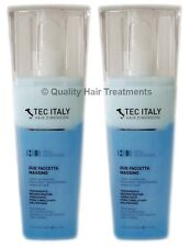 2 Tec Italy Recunstruct Due Faccetta Massimo Nourishing Hair Treatment 10.1 oz