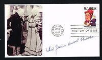 Jessica Harcourt Thwaites (d. 1988) signed autograph First Day Postal Cover FDC