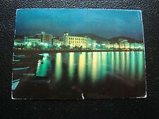 ITALIE - carte postale - salerno (la nuit) (cy25) italy