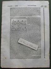 """COVO-Bergamo.Xilografia da """"Filippo Foresti"""",anno 1503"""