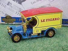 "Matchbox 1910 Renault AG ""Le Figaro"" YPP01-M"