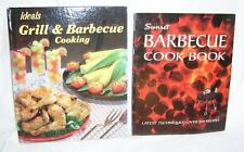 SUNSET BBQ+ IDEALS GRILL & BARBECUE  RECIPES  COOKBOOK