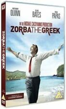 Zorba The Greek 5039036052726 With Anthony Quinn DVD Region 2