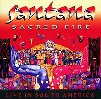 Sacred Fire - Live In South America von Santana | CD | Zustand gut