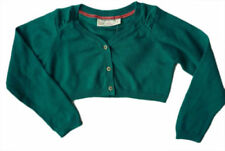 Maglioni e cardigan in misto lana a girocollo per bambine dai 2 ai 16 anni