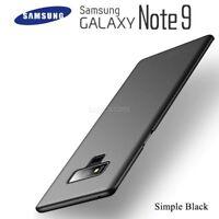 COVER per Samsung Galaxy Note 9 CUSTODIA RIGIDA OPACA ORIGINALE Protezione 360°