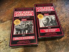 "Flash Gordon ""Space Soldiers & Trip to Mars"" 2 complete serials w Buster Crabbe"