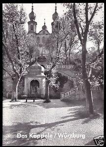 tour. Broschüre, Marienkapelle in Würzburg, um 1965