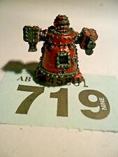 Warhammer 40k Ork Rogue Trader Tinboy Tinboyz Grot Runtbot robot metal rare B719