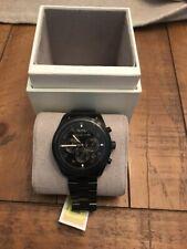 Michael Kors Men's Keaton Quartz Watch Stainless-Steel Strap, Black - MK8684