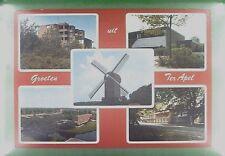 CPA Holland Ter Apel Windmill Moulin Molen Windmühle Molino Mill Wiatrak w392