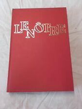 Gaston Lenotre avec Envoi - Faites votre patisserie comme Lenotre - 1975