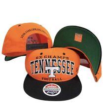 watch 15953 88279 Brand New Tennessee Volunteerss Zephyr Striped Snapback Hat Cap