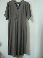 Calf Length Cotton Maternity Dresses