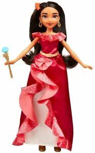 Disney Hasbro Princess - Elena Of Avalor Adventure Dress Doll